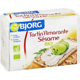 Préparation céréalière Tartin'amarante sésame BIO