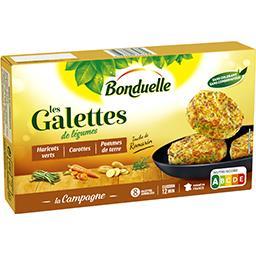 Les Galettes de légumes La Campagne