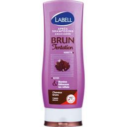Après-shampooing Brun Tentation, cheveux colorés ou méchés