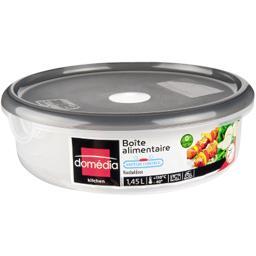 Kitchen - Boite alimentaire ronde 1,45 L avec valve d'air