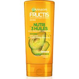 Après-shampooing Nutri 3 Huiles cheveux secs
