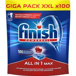 Powerball - Tablettes lave-vaisselle Tout en 1 Max