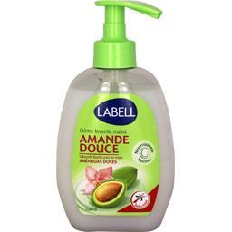 Crème lavante mains amande douce