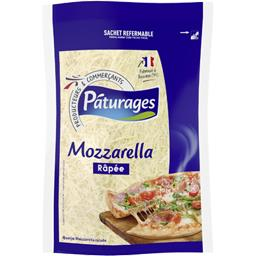 Mozzarella râpée