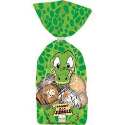 Abtey Œufs chocolat au lait Pâques à la Jungle le sachet de 275 g