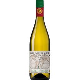 La Petite Maria blanc Maria Gomès, vin blanc
