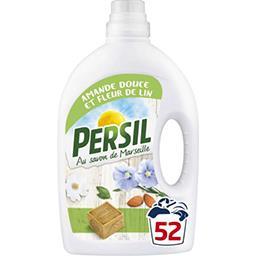 Lessive liquide peau sensible amande douce & fleur d...