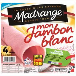 Madrange Mon Jambon blanc