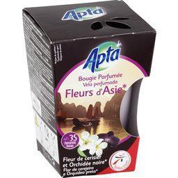 Bougie parfumée Fleurs d'Asie