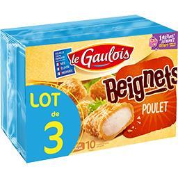 Le Gaulois Beignets de poulet