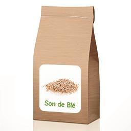 Son de blé BIO en VRAC