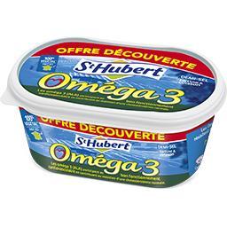 Oméga 3 - Margarine demi-sel