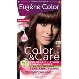 Color & Care - Coloration Chocolat 4,15