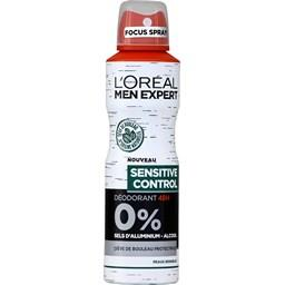 Men Expert - Déodorant 48 h Sensitive Control