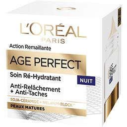 Age Perfect - Soin riche nuit anti relâchement + ant...