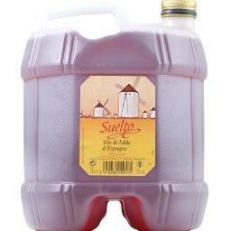 Vin de table d'Espagne - vin rosé