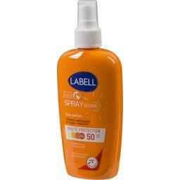 Spray solaire haute protection FPS 50 sans parfum
