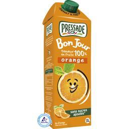 Jus d'orange BonJour