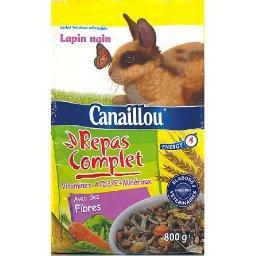 Repas complet lapins nains céréales graines et légum...