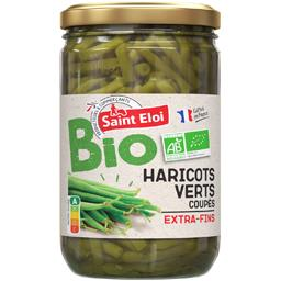 Haricots verts coupé extra-fins BIO