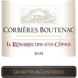Corbières Boutenac - Cru du Languedoc, vin rouge