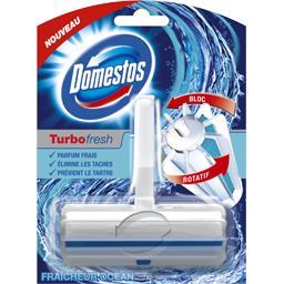 Turbo Fresh - Bloc WC rotatif Fraîcheur Océan