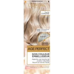 Age Perfect - Soin couleur embellisseur touche d'or ...