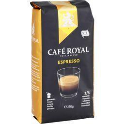 Café moulu Espresso