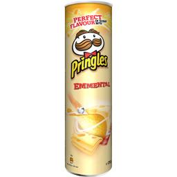 Pringles Biscuits apéritif emmental le boite de 210 g