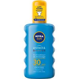 Sun - Spray autobronzant Protect & bronze FPS 30