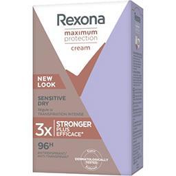 Women - Déodorant Maximum Protection transpiration excessive