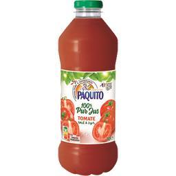 100% pur jus de tomate