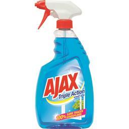 Ajax Ajax Nettoyant ménager vitres  Action