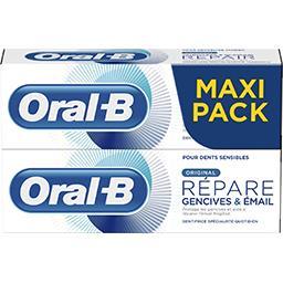 Oral B Oral B Dentifrice Original Répare Gencives & Email