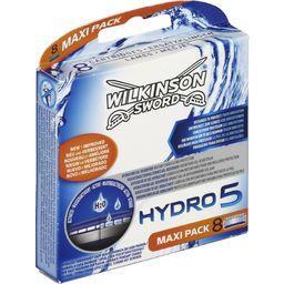 Lames de rasoir Hydro 5 8 lames
