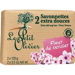 Savonnettes extra douces fleur de cerisier