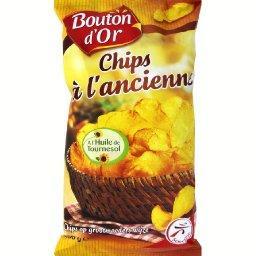 Chips à l'ancienne