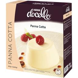 Docello - Préparation pour Panna Cotta