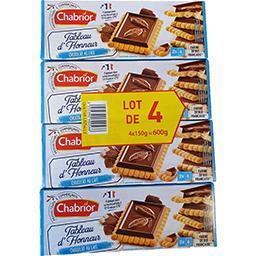 Biscuits Tableau d'Honneur chocolat au lait