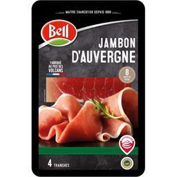 Jambon IGP Auvergne