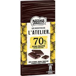 Les Recettes de L'Atelier - Chocolat noir fruité Rec...