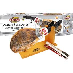 Elpozo Jambon Serrano le coffret de 7,5 kg