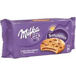 Biscuits cœur Choco fondant