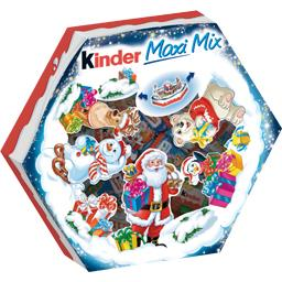 Kinder Chocolats Maxi Mix manège