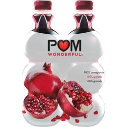 Pom Wonderful Jus de grenade les 2 bouteilles de 710 ml