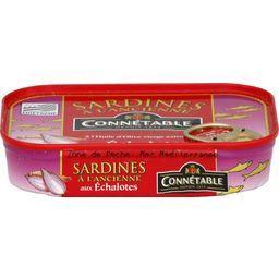 Sardines à l'ancienne à l'huile d'olive vierge extra...