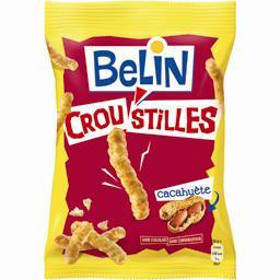 Croustilles - Biscuits apéritif cacahuète