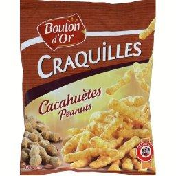 Biscuits Craquille cacahuètes