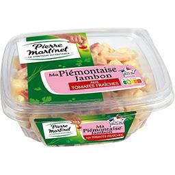 Pierre Martinet Ma Piémontaise jambon aux tomates fraîches