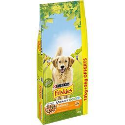 Croquettes Vitafit Balance au poulet et légumes pour chien